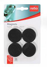 Magneet Nobo 38mm 800gr zwart