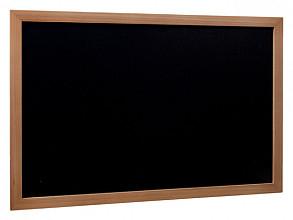 Krijtbord Securit wand 40x60cm teak hout
