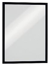 Duraframe Durable 486801 magnetisch A3 zwart