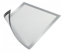Duraframe Durable 494723 magnetisch A5 zilver