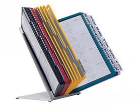 Bureaustandaard Durable 5510 Vario met 30-tassen A4 assorti