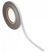 Magnetisch beschrijf- en wisbaar MAUL 10mx10mmx1mm wisbaar wit