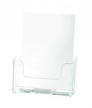 Folderhouder Quantore A5 transparant