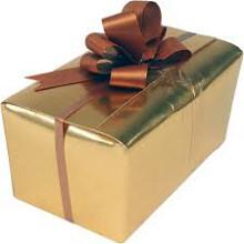Ballotins 250 gram goud 50 stuks