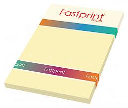 Kopieerpapier Fastprint A4 120gr ivoor 100vel