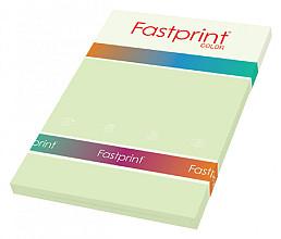 Kopieerpapier Fastprint A4 120gr lichtgroen 100vel