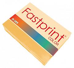 Kopieerpapier Fastprint A4 120gr goudgeel 250vel