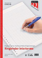 Interieur Quantore A4 23-rings lijn 150vel