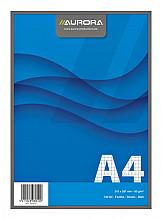 Schrijfblok Aurora A4 ruit 5x5mm 100vel 60gr